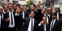 Strike Of Lawyers In Different Cities For High Court Bench