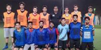 Leisure Leagues Football Targarian United Succeeded