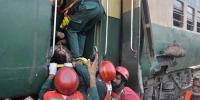 Multan Four People Died In Train Accident