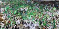 Pakistani Nation Celebrates Eid Milad Un Nabi