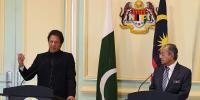 Press Conference Of Prime Minister With Malaysian Counterpart