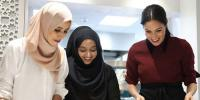 Meghan Markle Visit Community Kitchen