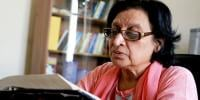 Pakistani Poet Fahmida Riaz Passes Away In Lahore