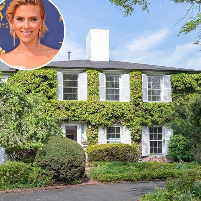 ہالی ووڈ اداکارہ اسکارلیٹ جانسن کا گھر