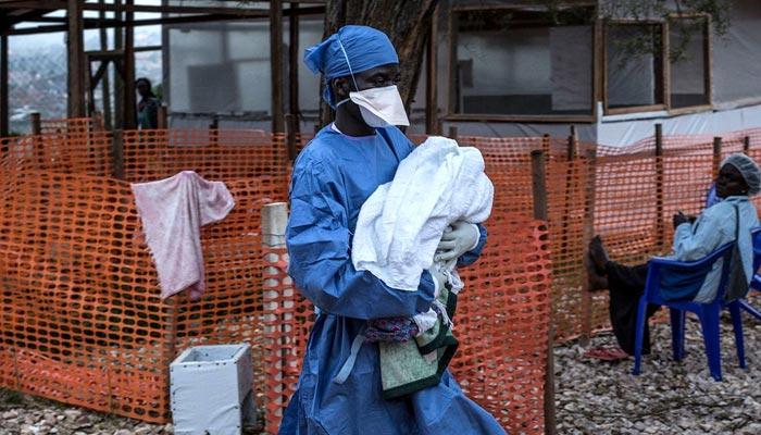 کانگو میں ایبولا وائرس سے نومولود بھی متاثر