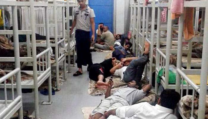قیدیوں سے غیرانسانی سلوک کی خبریں بے بنیاد ہیں، سعودی عرب