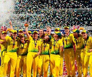 ویمن ٹی 20 ،آسٹریلیا چوتھی بار عالمی چیمپئن بن گیا