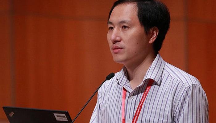 ڈی این اے سے چھیڑ چھاڑ ،چینی سائنسدان کی معذرت