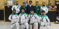 Excellent Performance Of Pakistan In World Martial Arts Championship