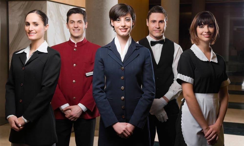 ہوٹل انڈسٹری میں کیریئر