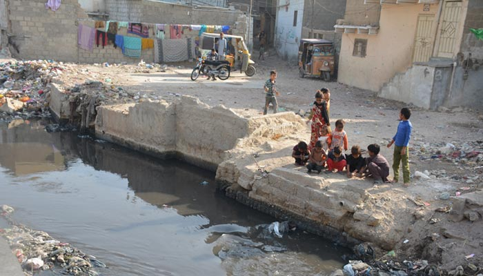 7 بڑے شہروں کے گٹر کے پانی میں پولیو وائرس کا انکشاف