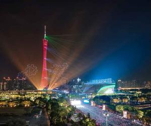 چین میں بین الاقوامی لائٹ فیسٹیول