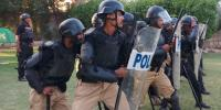 Special Preparations To Deal With Protests