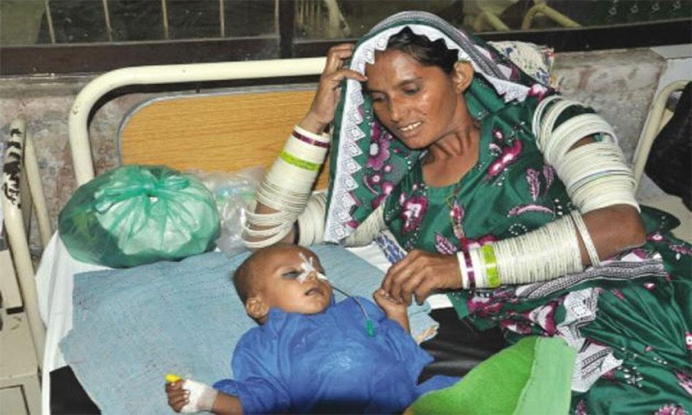 تھر میں غذائیت کی کمی سے مزید 2 بچے جاں بحق