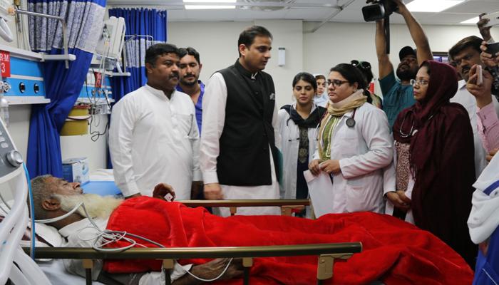 امراض قلب کے ادارے دوسرے صوبوں میں بھی قائم کرینگے، مرتضی وہاب