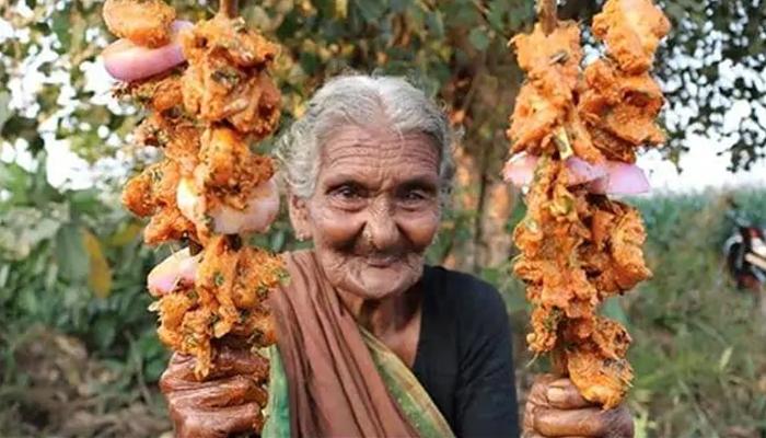 بھارت کی'یوٹیوب شیف'107 سال کی عمر میں چل بسیں