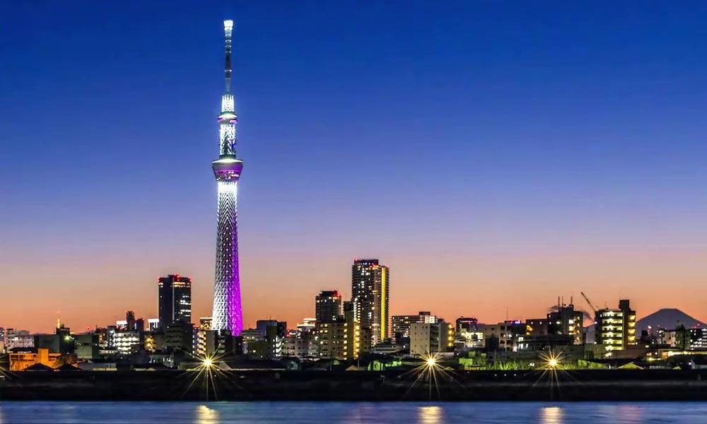 ٹوکیو اسکائی ٹری ٹاور