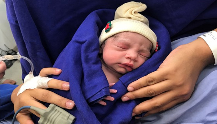 برازیل:رحم کےبغیر پیداہونیوالی خاتون کے ہاں بچے کی پیدائش
