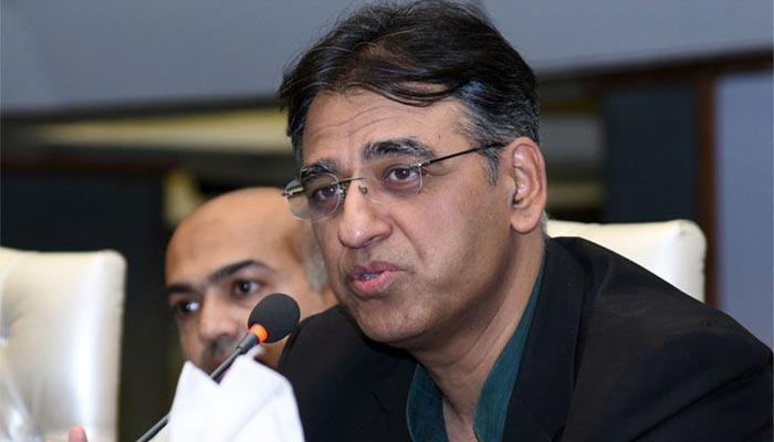 وزیر اعظم کا فیصلہ ہے وزیرخزانہ تبدیل ہوں گے نہ معاشی ٹیم، نعیم الحق