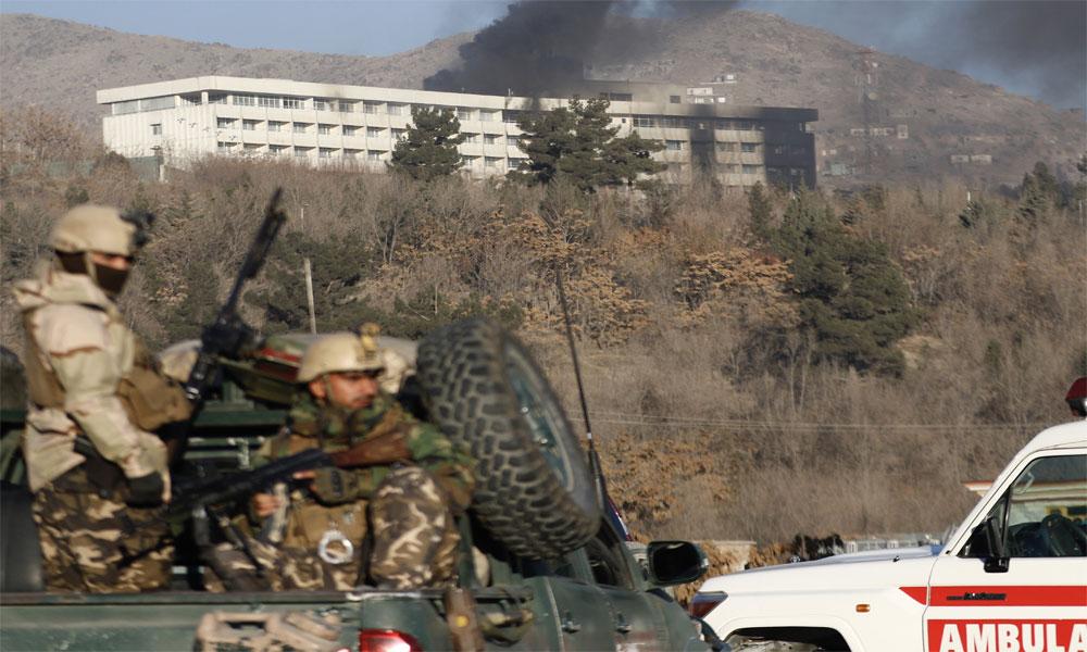 ہرات میں طالبان کا حملہ، 14 افغان فوجی ہلاک، 21 یرغمال