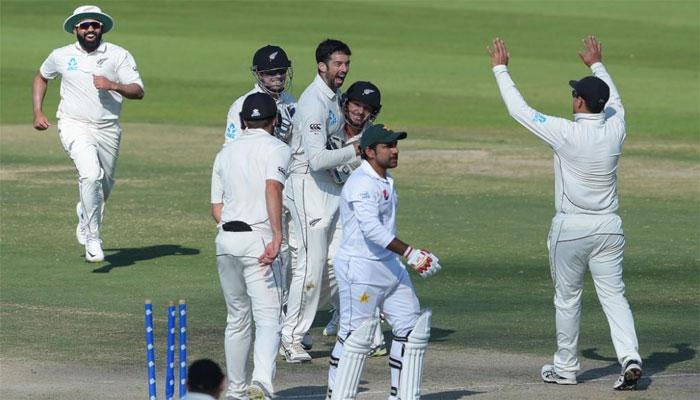 نیوزی لینڈ نے پاکستان کیخلاف 49 برس بعد ہوم سیریز جیت لی