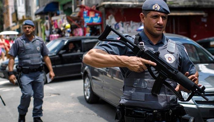 برازیل: بینک ڈکیتی کے دوران فائرنگ، 12افراد ہلاک