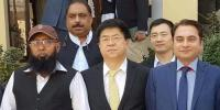 7 Membber Chinese Police Delegation Arrived In Karachi