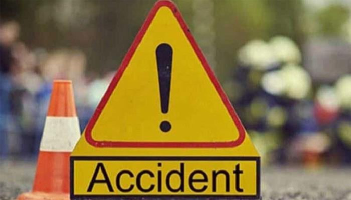 شیخو پورہ میں ٹریفک حادثہ، 4 افراد جاں بحق