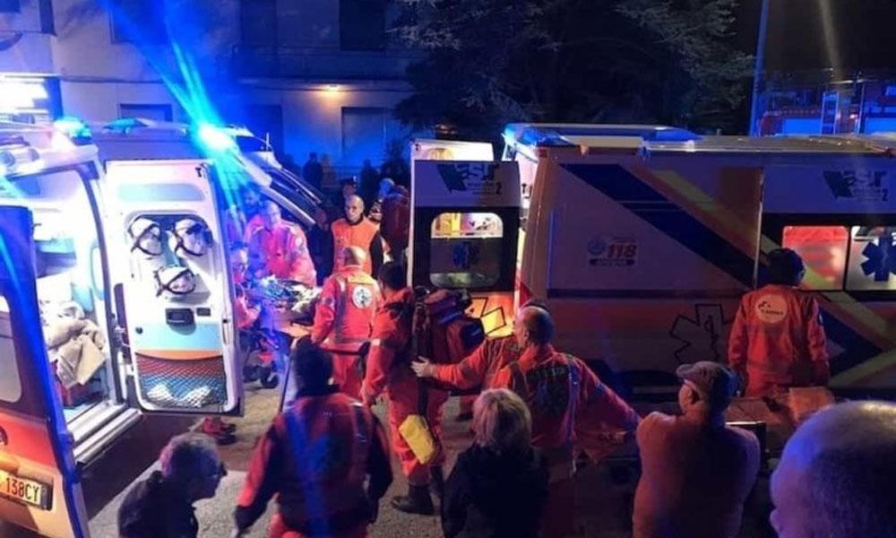 اٹلی، نائٹ کلب میں بھگدڑ سے 6 ہلاک