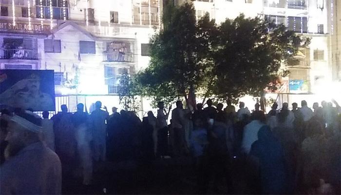 کراچی: گلستان جوہر میں دھماکا، 6 افراد زخمی