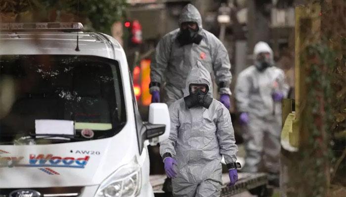 برطانیہ میں کیمیائی حملوں کی سازش کا خدشہ