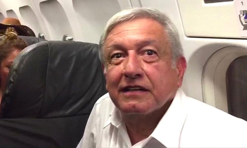 میکسیکو کے صدر کا بوئنگ فروخت کیلئے پیش