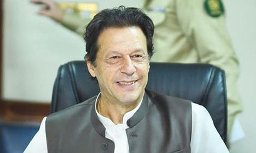 وزیراعظم کراچی پہنچ گئے،گورنر سندھ سے ملاقات
