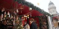 Christmas Preperation In Berlin