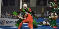 World Cup Hockey Holland Beat Pakistan