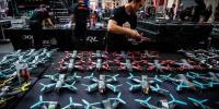 Drone Racing In Japan Takes Flight