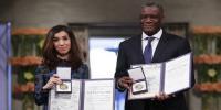 Nadia Murad And Dr Denis Mukwege Received Nobel Peace Prize