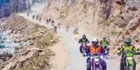 Bike Rally In Swat On Global Day Of Mountains