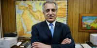 Zalmay Khalilzad Meets Uzbek Foreign Minister