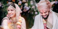 Virat Kohli Posts Adorable Marriage Anniversary Message For Anushka Sharma