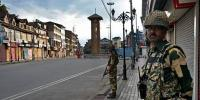 Strike In Occupied Kashmir Against Panchayat Elections