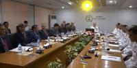 Meeting Of Navy Foundations Committee Of Administration