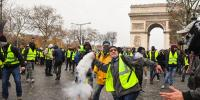 Yellow Vest Decides To Continue Protests In France