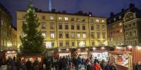 Stockholm Christmas Market Opened