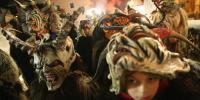 Krampus Christmas Parade Held In Germany