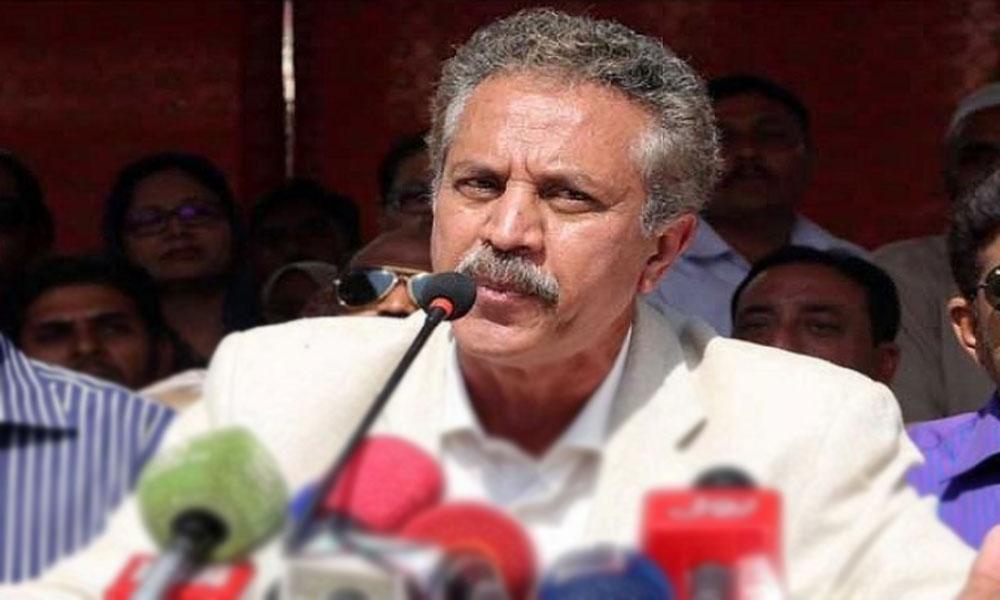 'فاروق ستار اور دیگر شور مچانے والے آج نظر نہیں آئے'