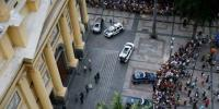 Brazil Gunman Kills Five Worshipers During Mass At Cathedral