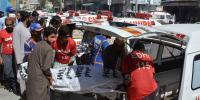 4 Killed In Accident Of Truck And Van In Muzaffargarh