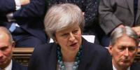 Movement Of No Confidence Against Uk Pm Theresa May