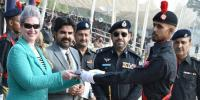 Usa Provided Fir Arms Simulators For Sindh Police